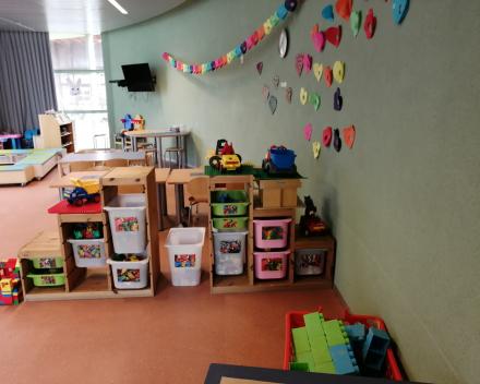 Sporthal en Kinderopvang De Brug