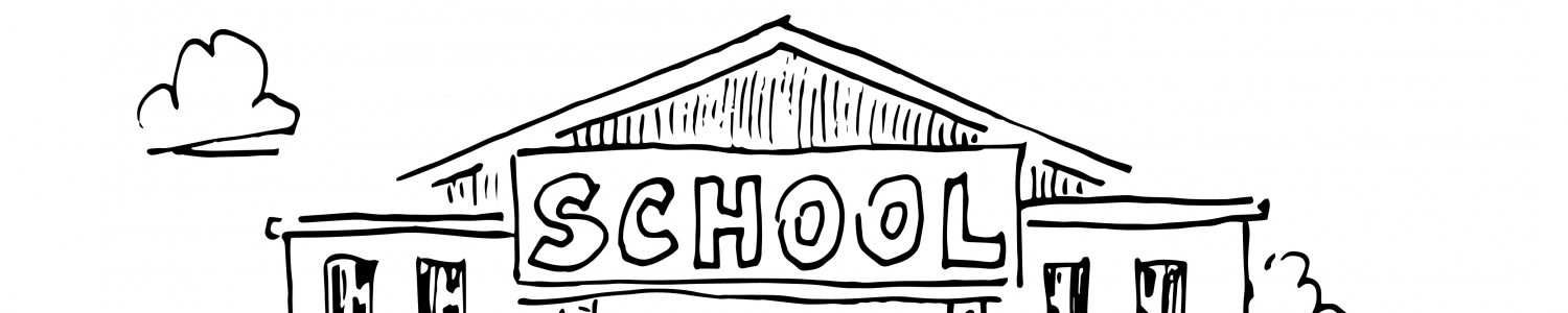 Nieuw schoolgebouw